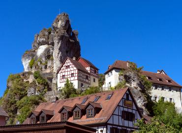 Sehenswürdigkeiten in der Fränkischen Schweiz